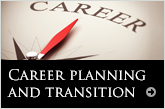 Career planning and transition