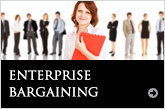 Enterprise bargaining